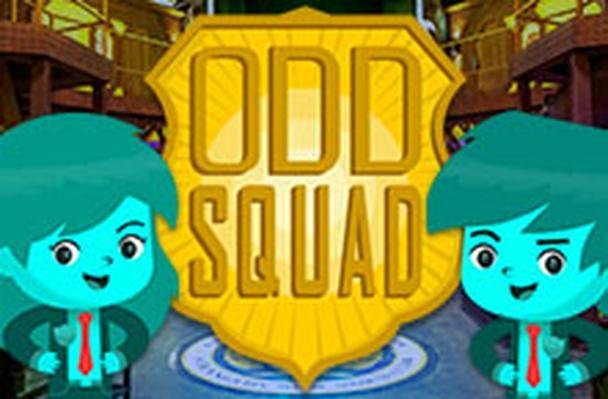 Color by Number Crest - Odd Squad   PBS KIDS Lab