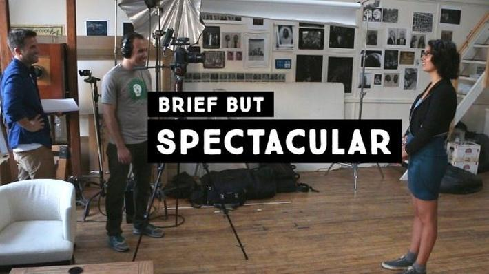 "What's your ""Brief but Spectacular"" Take? Lesson Plan 