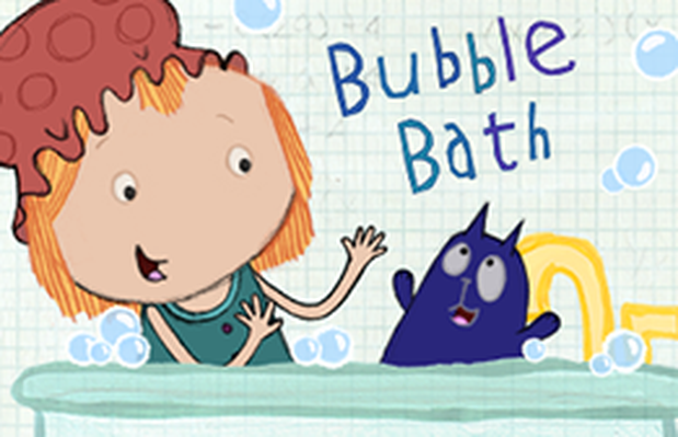 Bubble Bath | Peg + Cat