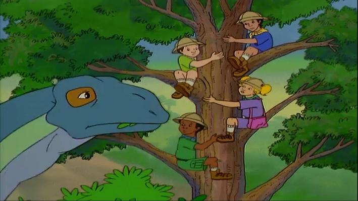 Magic School Bus: The Busasaurus