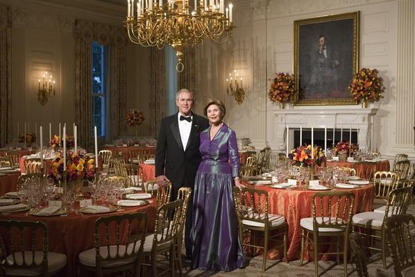 Bush Administration: Ghana State Dinner