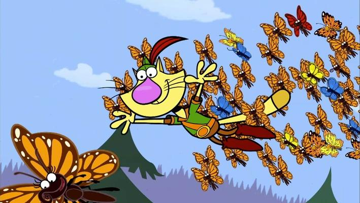 Nature Cat| Where Have All the Butterflies Gone