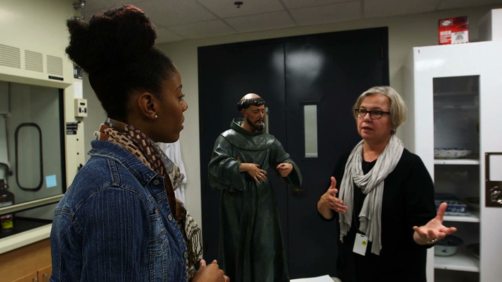 Learning from a Sculpture of St. Francis | Detroit Institute of Arts: Virtual Field Trip