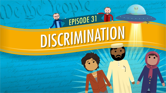Discrimination | Crash Course Government and Politics