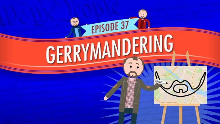 Gerrymandering | Crash Course Government and Politics