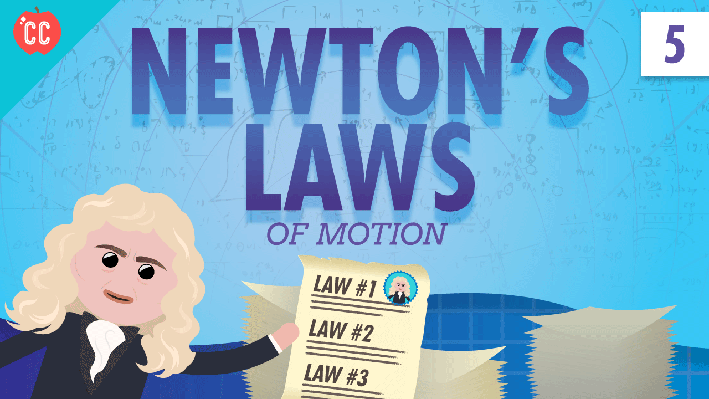 Newton's Laws | Crash Course Physics