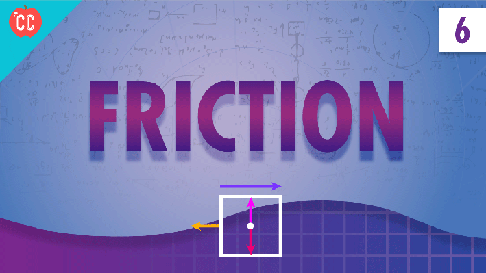 Friction | Crash Course Physics