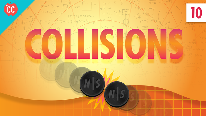 Collisions | Crash Course Physics