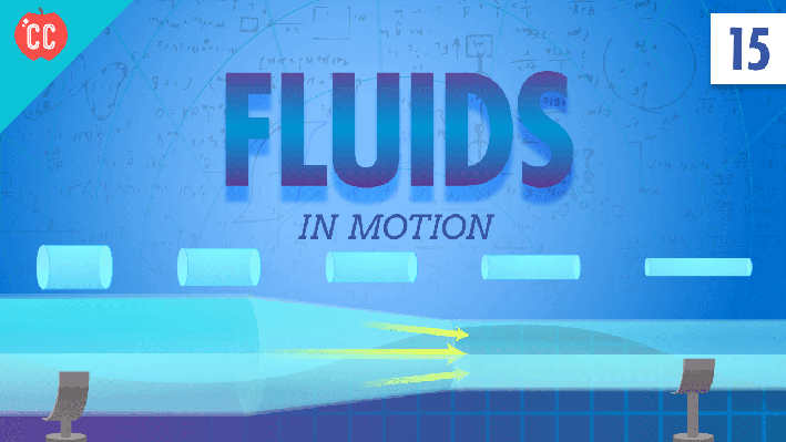 Fluids in Motion | Crash Course Physics