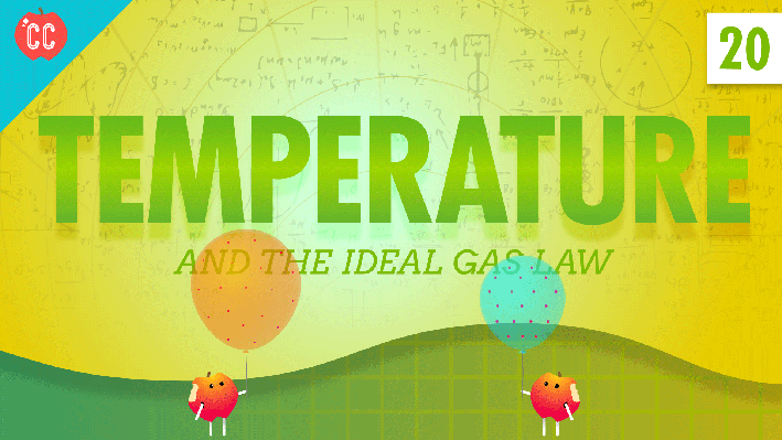 Temperature | Crash Course Physics