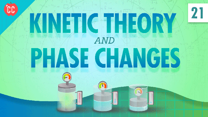 Kinetic Theory | Crash Course Physics