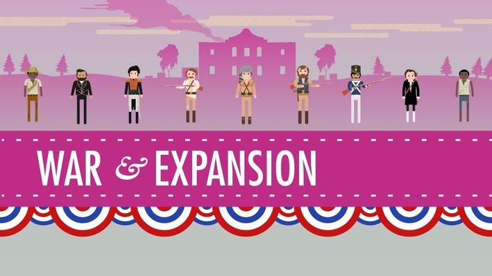 War and Expansion | Crash Course US History #17