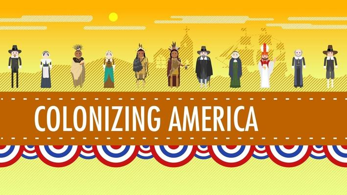 Colonizing America | Crash Course US History #2