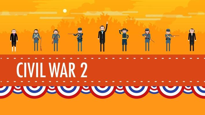 The Civil War Part 2 | Crash Course US History #21