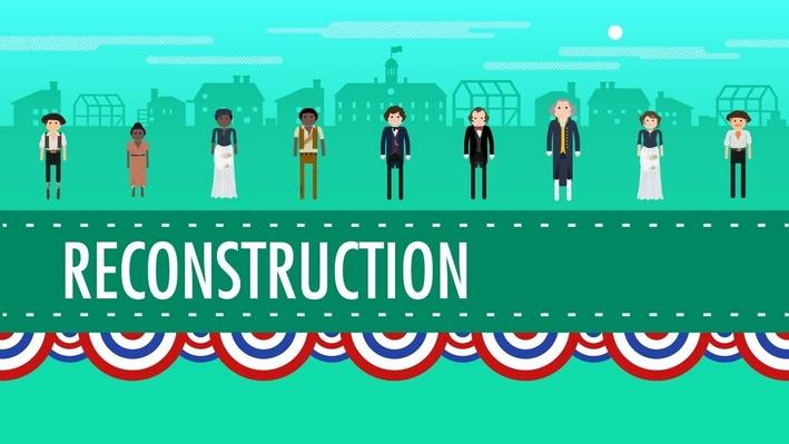 Reconstruction and 1876 | Crash Course US History #22