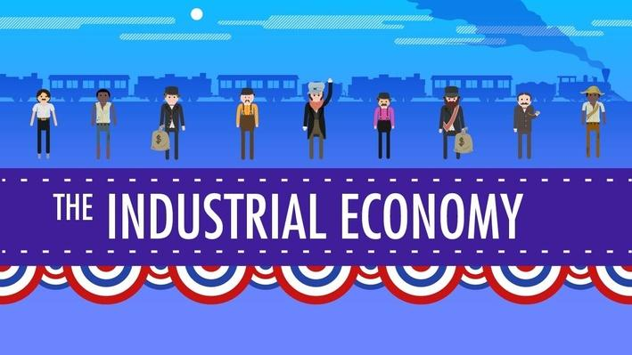 The Industrial Economy | Crash Course US History #23