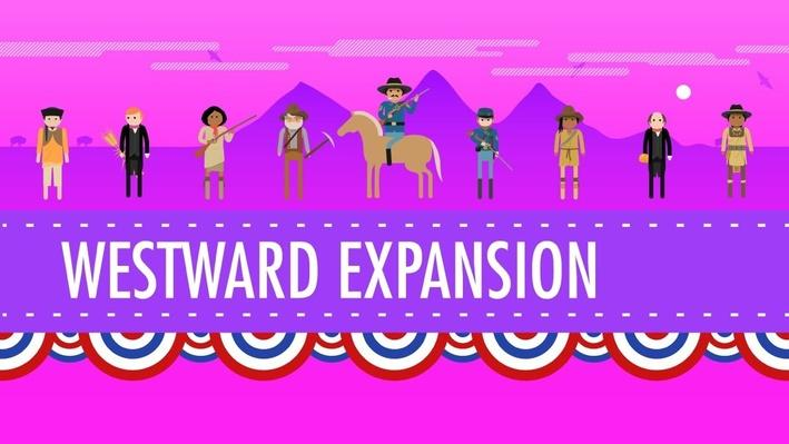 Westward Expansion | Crash Course US History #24
