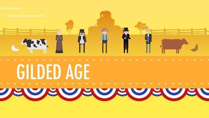 Gilded Age Politics   Crash Course US History #26
