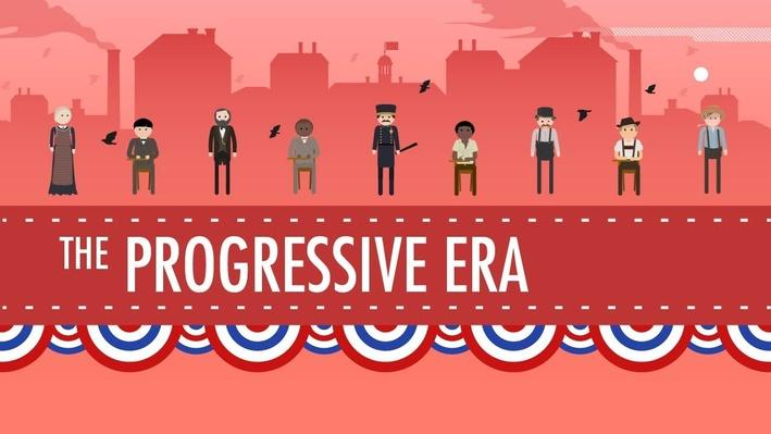 The Progressive Era | Crash Course US History #27