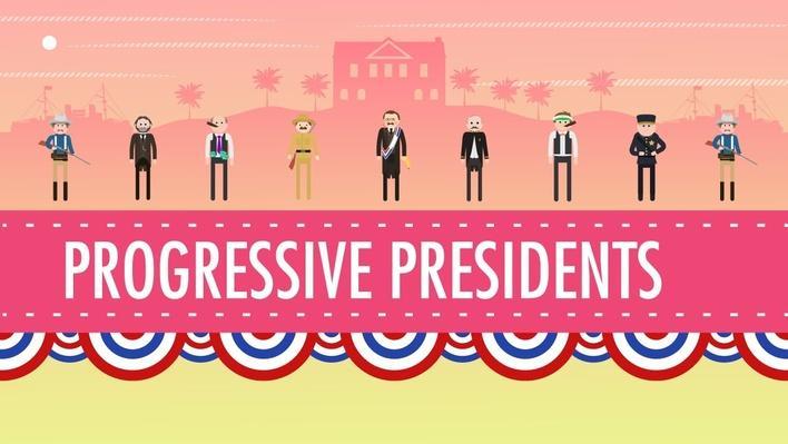 Progressive Presidents | Crash Course US History #29