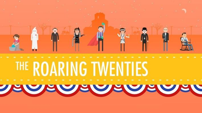 The Roaring 20s | Crash Course US History #32