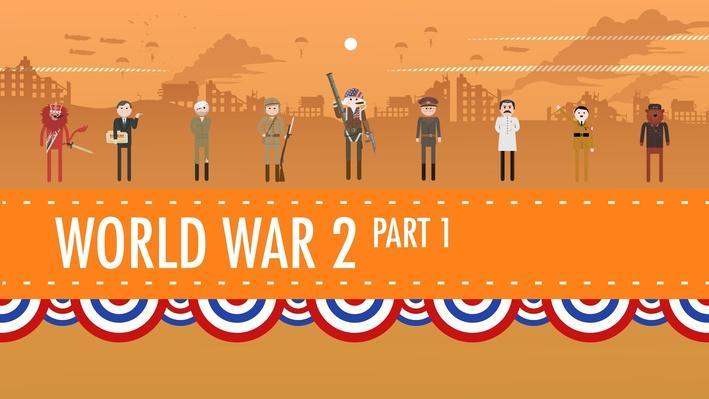 World War II Part 1 | Crash Course US History