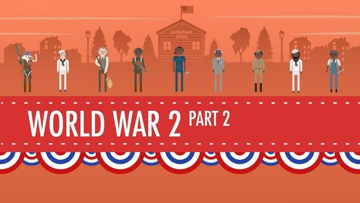 World War II Part 2 - The Homefront | Crash Course US History