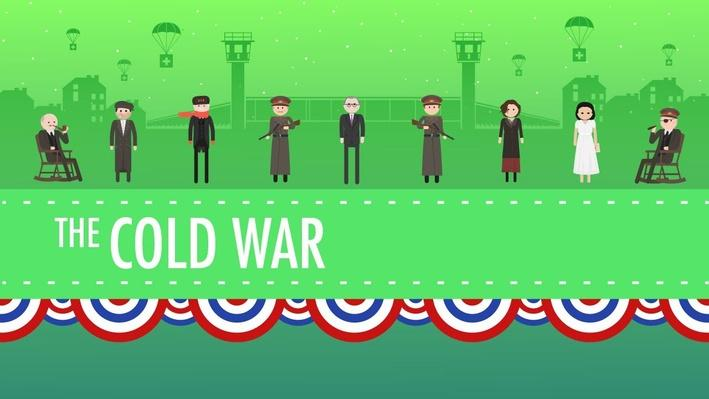 The Cold War | Crash Course US History #37