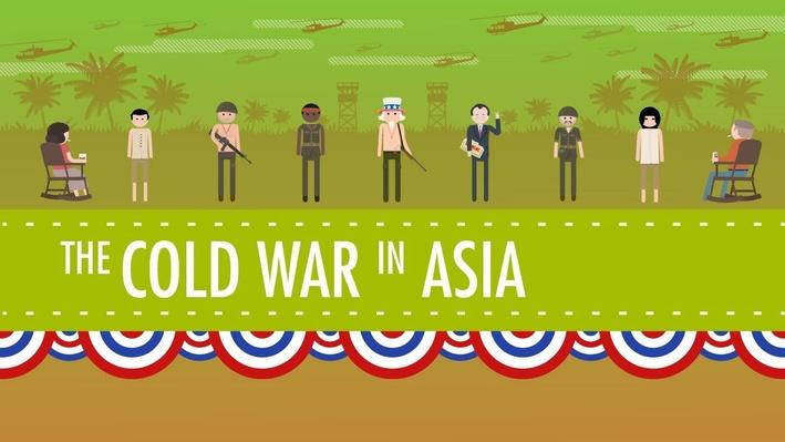 The Cold War in Asia | Crash Course US History #38