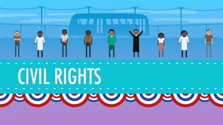 Civil Rights and the 1950s | Crash Course US History #39