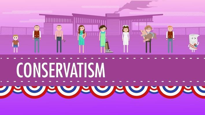 The Rise of Conservatism | Crash Course US History #41