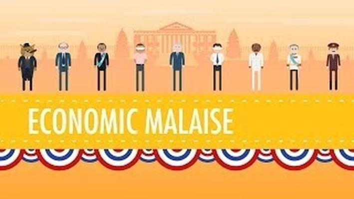Ford, Carter, and the Economic Malaise | Crash Course US History #42