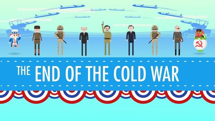 George HW Bush and the End of the Cold War | Crash Course US History #44