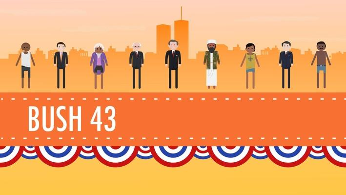 Terrorism, War, and Bush | Crash Course US History #46