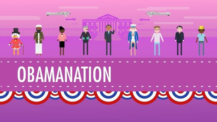 Obamanation | Crash Course US History #47