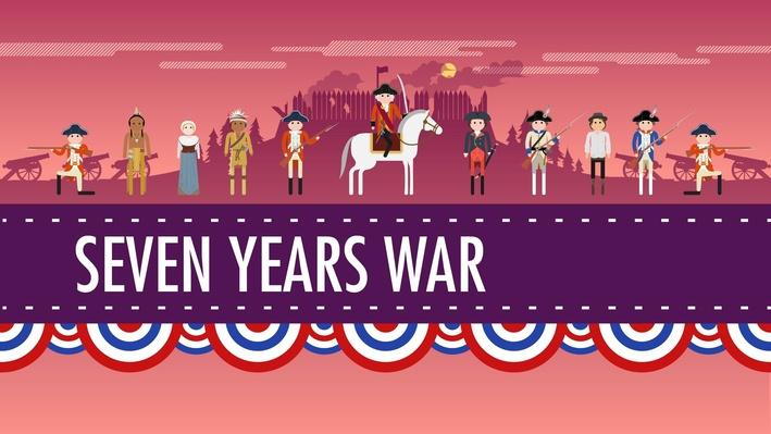 The Seven Years War and the Great Awakening | Crash Course US History #5