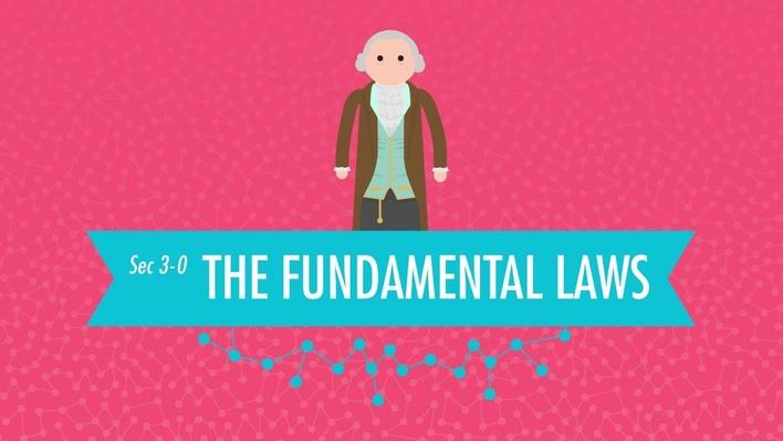 The Creation of Chemistry | The Fundamental Laws: Crash Course Chemistry