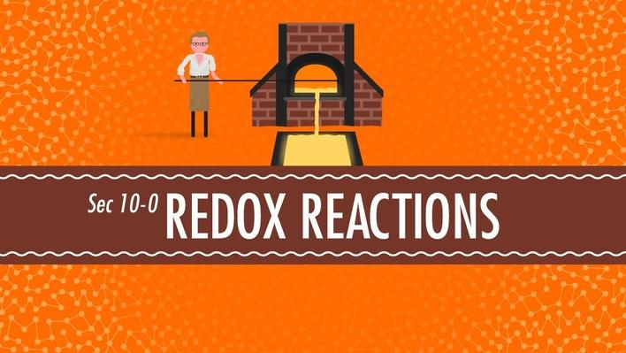 Redox Reactions | Crash Course Chemistry