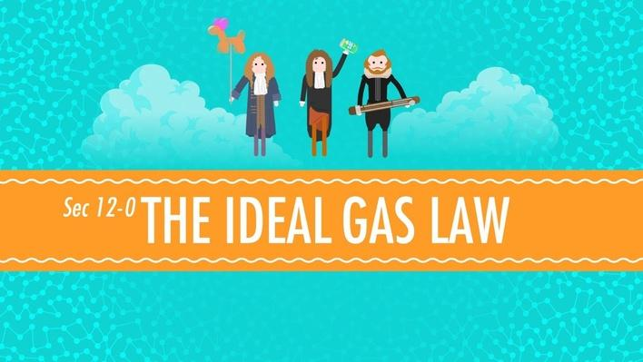 The Ideal Gas Law | Crash Course Chemistry