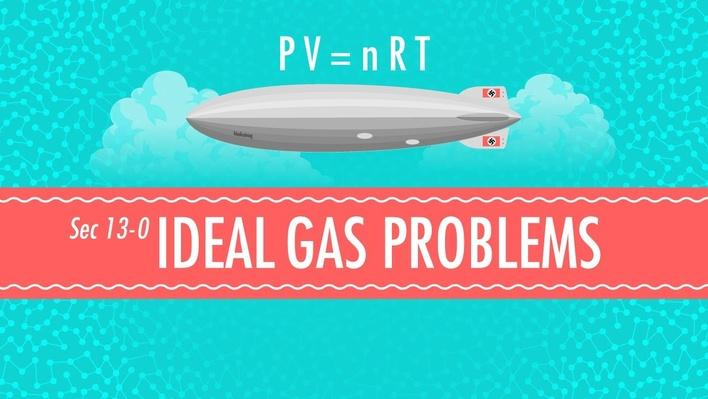 Ideal Gas Problems | Crash Course Chemistry
