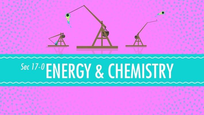 Energy & Chemistry | Crash Course Chemistry