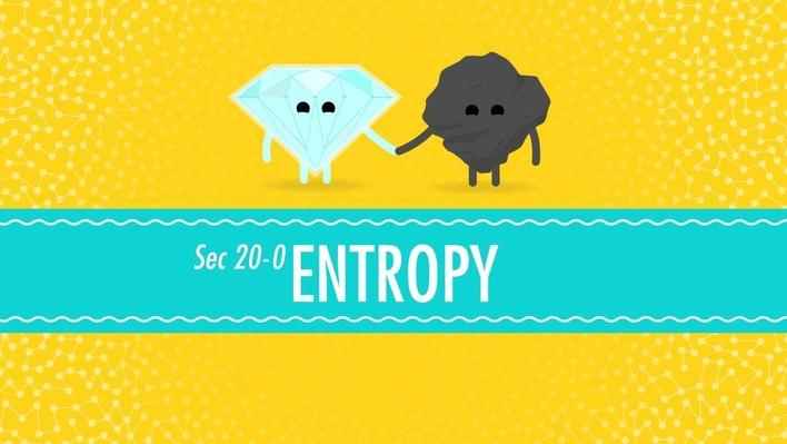 Entropy: Embrace the Chaos! | Crash Course Chemistry