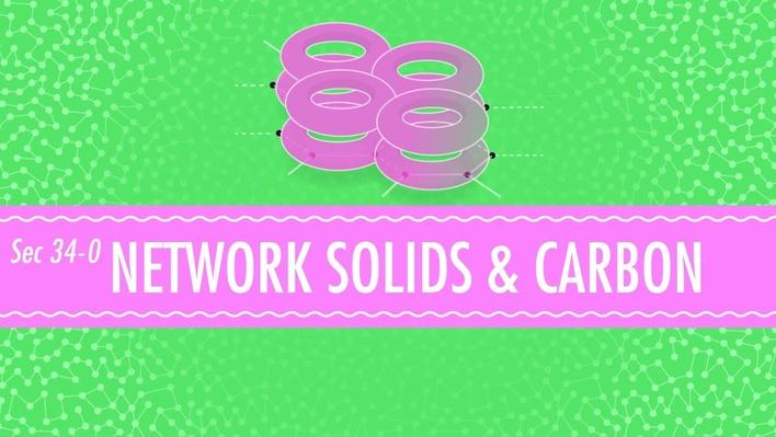 Network Solids and Carbon | Crash Course Chemistry