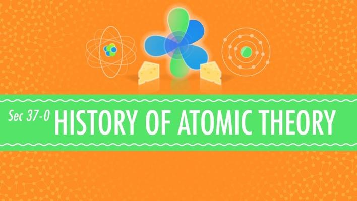 The History of Atomic Chemistry | Crash Course Chemistry