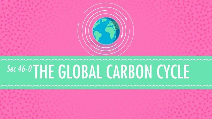 The Global Carbon Cycle | Crash Course Chemistry