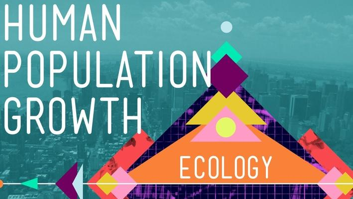 Human Population Growth | Crash Course Ecology