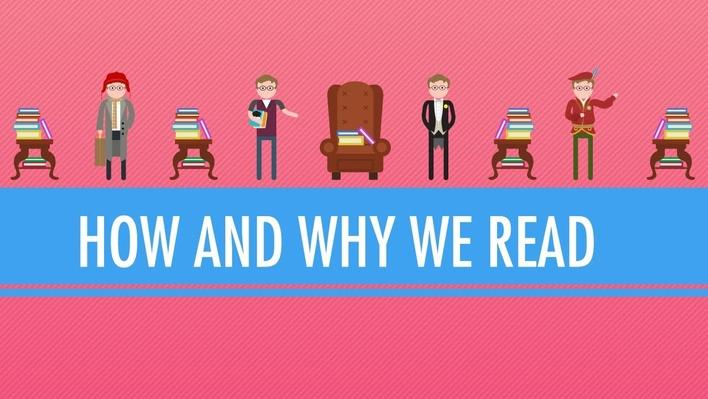 How and Why We Read | Crash Course English Literature #101
