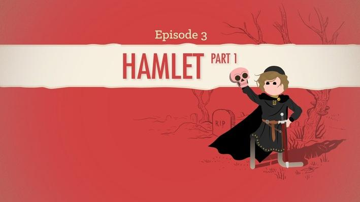 Hamlet Part 1 | Crash Course Literature #203