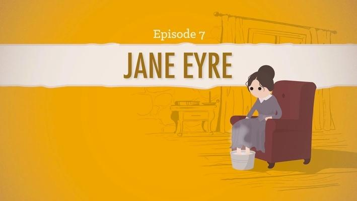 Reader, it's Jane Eyre | Crash Course Literature #207