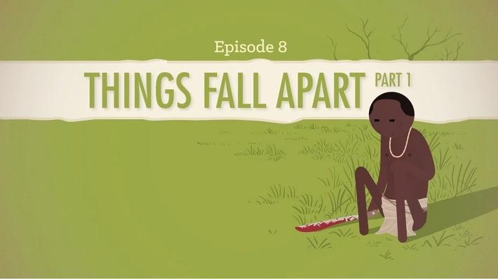Things Fall Apart Part 1 | Crash Course Literature #208
